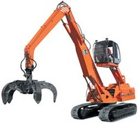 Excavators are caterpillar, excavator ET-26i-30