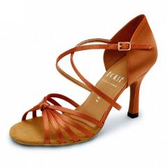 Footwear for ballroom dancing