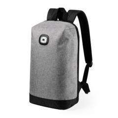 Рюкзак KREPAK со световым индикатором, Серый, -,