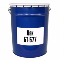 Лак БТ-577 битумный (Кузбасслак)