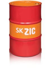 Минеральное моторное масло ZIC Hiflo 15w40SH 200л
