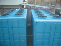 Градирня блочно модульная и контейнерная