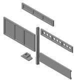 Fencing elements