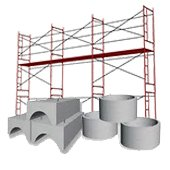 Reinforced concrete designs of road and bridge