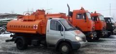 Diesel fuel wholesale in Almaty