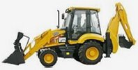 Excavators loaders Chinese Foton Lovol companies