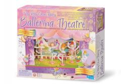 Театр балета своими руками