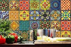 Плитка в восточном марокканском стиле D1037