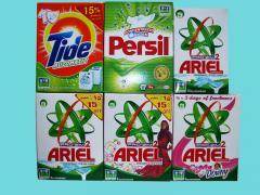 Soap powder ARIEL Colour & Style
