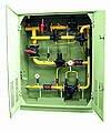 Оборудование и пункты газорегуляторные: пункт