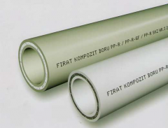 Pipes are polypropylene, Firat the Pipe