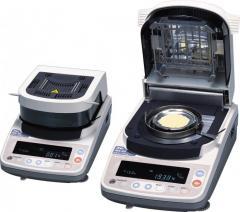 АнализаторвлажностиANDMF-50