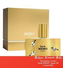 Memo Eau de Memo парфюмированная вода объем 2