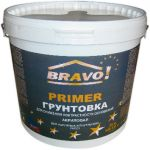 The primer pigmented for external and internal