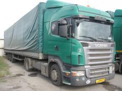 Седельные тягачи Scania D420L