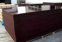 Фанера Ламинированная 18мм 2 сорт коричневые