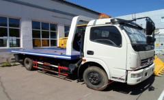 Autotow trucks, FENG DONG tow truck