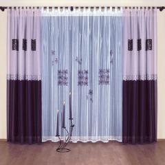 Curtains in Astana