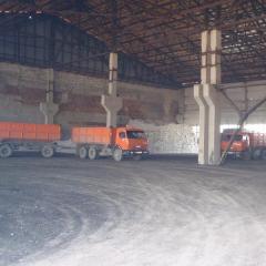 Помещения складские в г.Шучинске