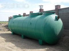 Sewer pump station