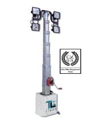 Lighting mast Tower Light (Italy) CTF Model of 5.3