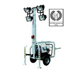 Lighting mast of Tower Light Italy, TL6 Model of