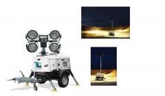 Осветительная мачта Tower Light  Италия, Модель VT