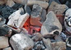 Угли древесные