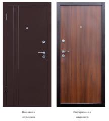 Door steel Bastion model