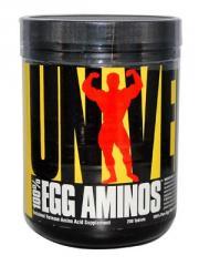 Аминокислоты, 100% Egg Aminos, 250 таблеток