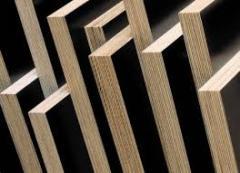 Фанера ламинированная 1 сорт черная 18 мм