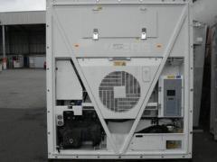Refrigerating (freezing) module (monoblock)