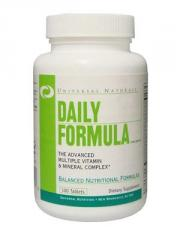Complex of minerals and multivitamins, Daily