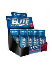 Drinks sports food, Elite Whey, 12 small bottles
