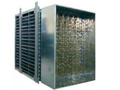 Канальные электронагреватели воздуха и газа