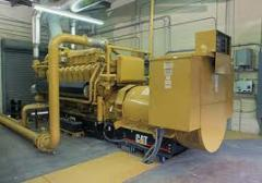 Gas-turbine power plants, gas-turbine generators,
