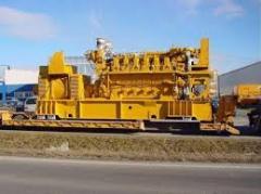 Gas-turbine power plants, gas-turbine generators,