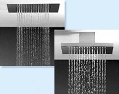 Водопад (фонтан) Тропический дождь (Россия)