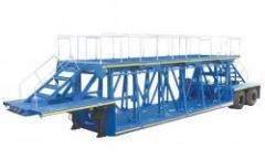 The ChMZAP 938532 concrete panel trailer according