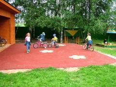 Покрития гумени за детски площадки