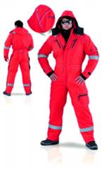 Clothes protective for firefighters. NOMEX