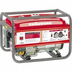 Генератор бензиновый KB 5000,  5.0 кВт,  220...