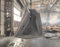 Отливки из жаропрочной стали