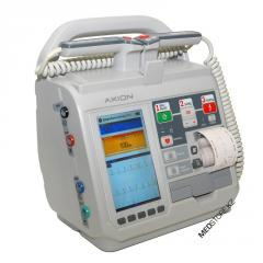 Дефибриллятор-монитор ДКИ-Н-11 (ЭКГ) с функцией
