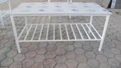 Столы металлические модель 4.0