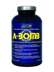 A-Bomb testosterone, 224 tablets