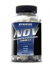 Окись азота NOV Maximum Expansion, 180 таблеток