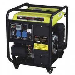 Бензиновый генератор P.IT. 7.2 кВт 230V