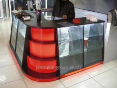Изготовление рекламных стендов,  витрин