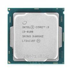 Процессор Intel 1151v2 i3-8100